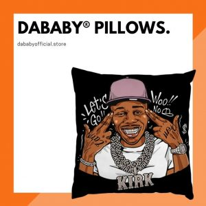 DaBaby Pillows