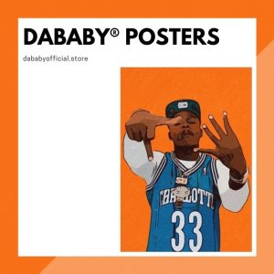 DaBaby Posters