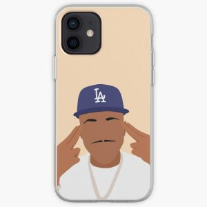 DaBaby CHAMPAGNE iPhone Soft Case RB0207 product Offical DaBaby Merch
