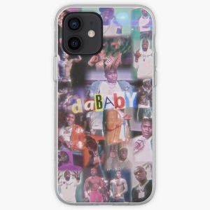 Dababy Phone Case iPhone Soft Case RB0207 product Offical DaBaby Merch
