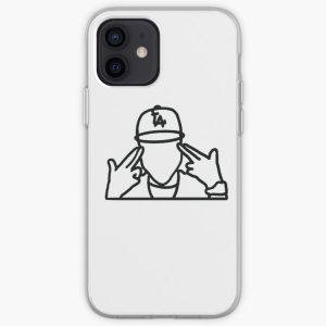 Simple DaBaby iPhone Soft Case RB0207 product Offical DaBaby Merch