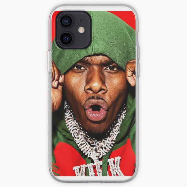 sticker-dababy-perfect iPhone Soft Case RB0207 product Offical DaBaby Merch