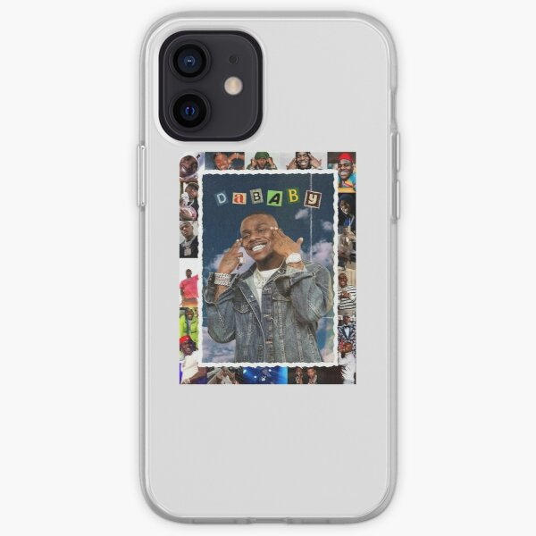 DABABY Rockstar Shirt iPhone Soft Case RB0207 product Offical DaBaby Merch