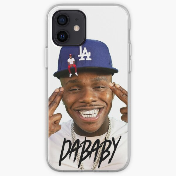 rabbo Rap Dababy Hip-hop baby on baby Tour 2019 iPhone Soft Case RB0207 product Offical DaBaby Merch