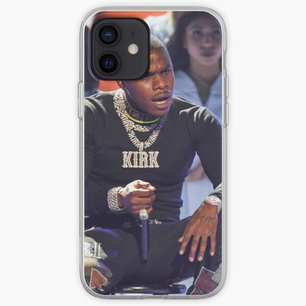 DaBaby iPhone Soft Case RB0207 product Offical DaBaby Merch