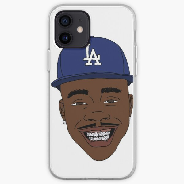 Dababy Smiling iPhone Soft Case RB0207 product Offical DaBaby Merch