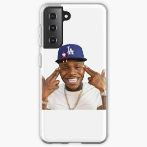 DaBaby sticker  Samsung Galaxy Soft Case RB0207 product Offical DaBaby Merch