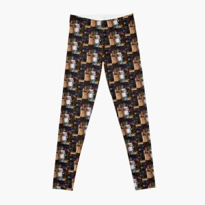 DaBaby Fan Art & Merch Leggings RB0207 product Offical DaBaby Merch