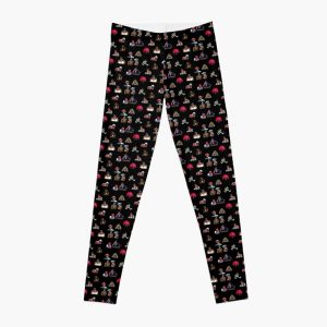 DaBaby Sticker Pack & Merch Leggings RB0207 product Offical DaBaby Merch