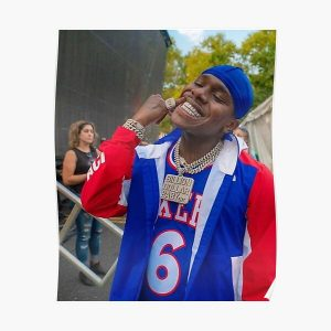 DaBaby Blue Poster RB0207 product Offical DaBaby Merch