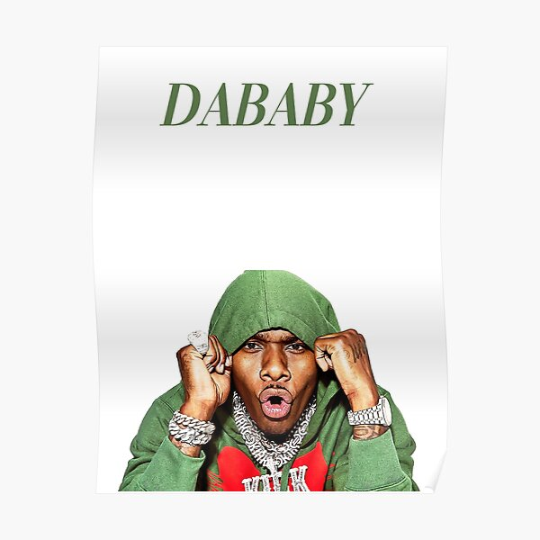 DABABY Poster RB0207 product Offical DaBaby Merch