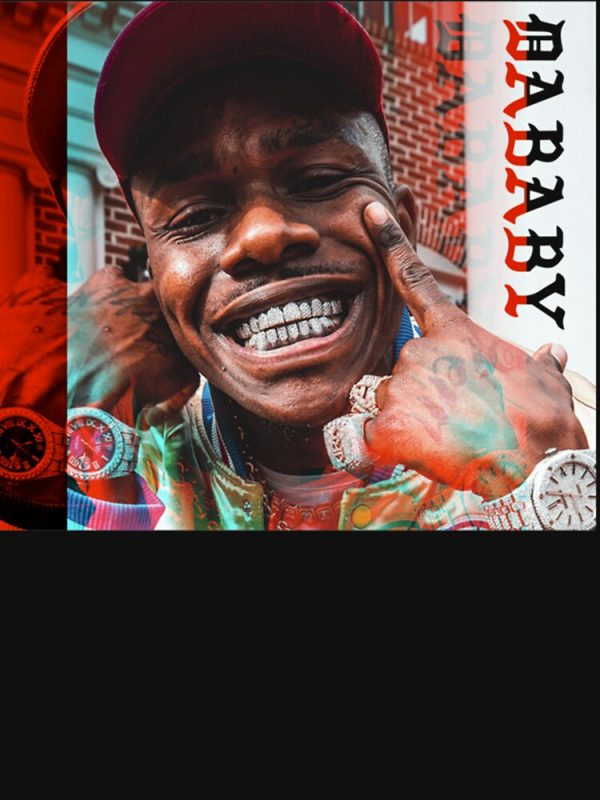 artwork Offical DaBaby Merch