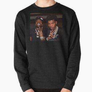 DaBaby Fan Art & Merch Pullover Sweatshirt RB0207 product Offical DaBaby Merch