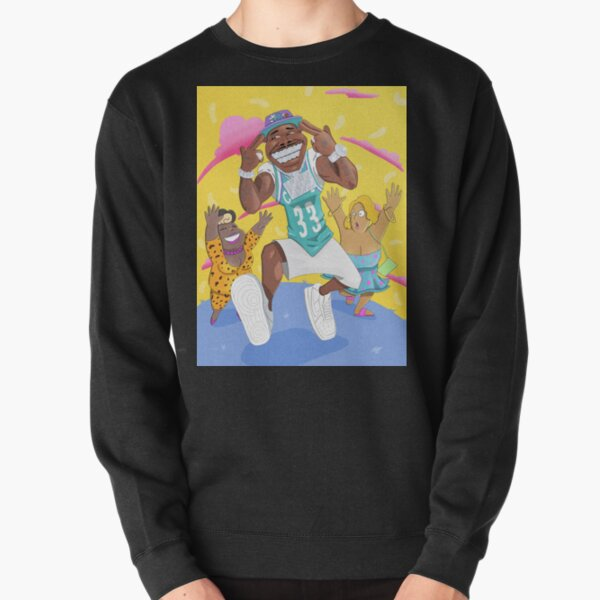 Dababy Drawing Pullover Sweatshirt RB0207 product Offical DaBaby Merch