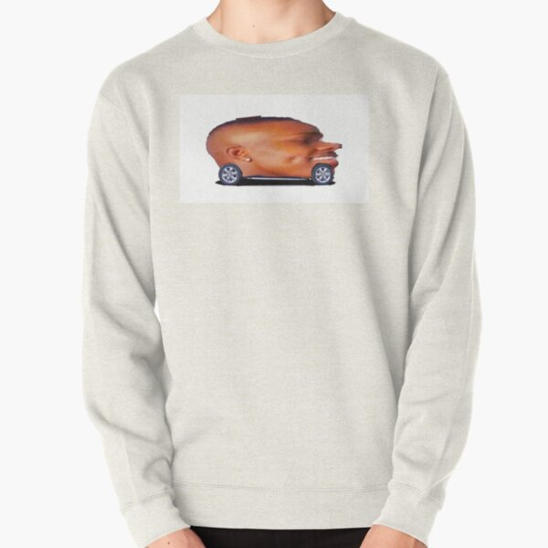 Dababy Car Convertible Smashin Pullover Sweatshirt RB0207 product Offical DaBaby Merch