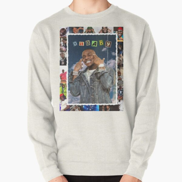 DABABY Rockstar Shirt Pullover Sweatshirt RB0207 product Offical DaBaby Merch