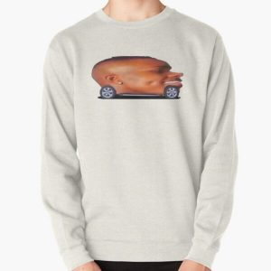 DaBaby Convertible Pullover Sweatshirt RB0207 product Offical DaBaby Merch