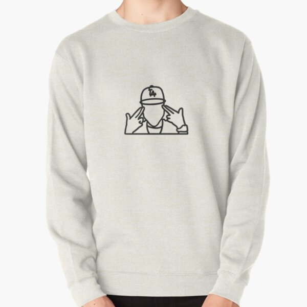 Simple DaBaby Pullover Sweatshirt RB0207 product Offical DaBaby Merch