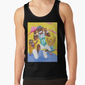 Dababy Drawing Tank Top RB0207 product Offical DaBaby Merch