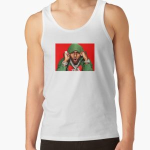 sticker-dababy-perfect Tank Top RB0207 product Offical DaBaby Merch