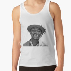 Dababy smileeee Tank Top RB0207 product Offical DaBaby Merch
