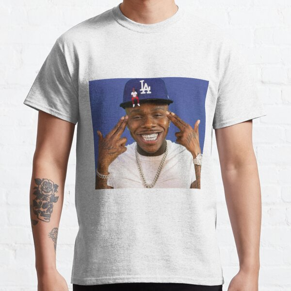 dababy bbaaabbiii buntunk Classic T-Shirt RB0207 product Offical DaBaby Merch