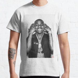 DaBaby Classic T-Shirt RB0207 product Offical DaBaby Merch