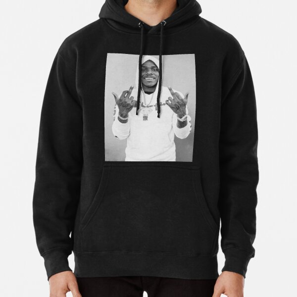 dababy bless Pullover Hoodie RB0207 product Offical DaBaby Merch