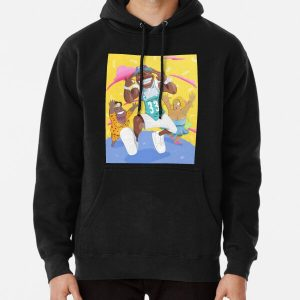 Dababy Drawing Pullover Hoodie RB0207 product Offical DaBaby Merch