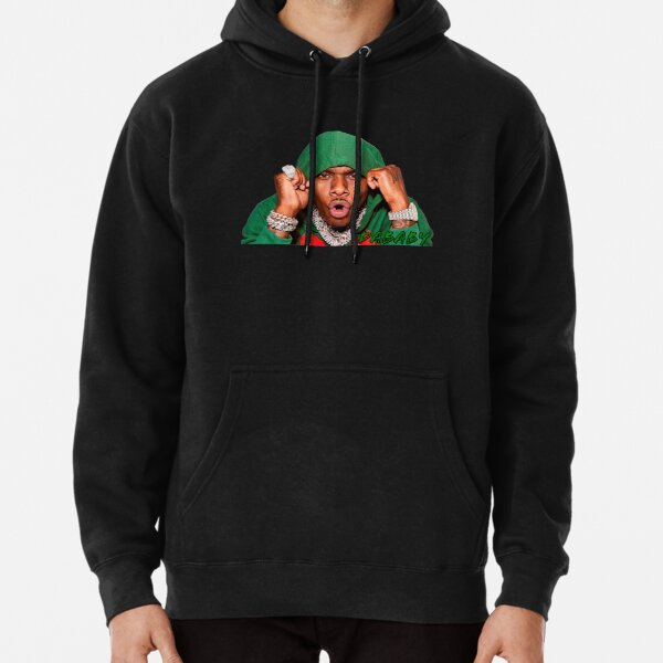 Dababy Shirt Dababy Hoody DAbaby Merch Fan ARt & Gear Classic T-Shirt Pullover Hoodie RB0207 product Offical DaBaby Merch