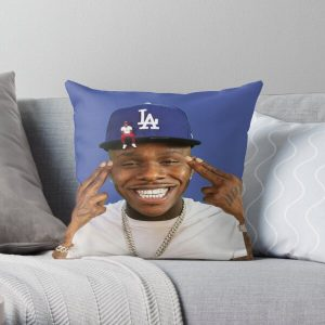 epic dababy swag Throw Pillow RB0207 product Offical DaBaby Merch