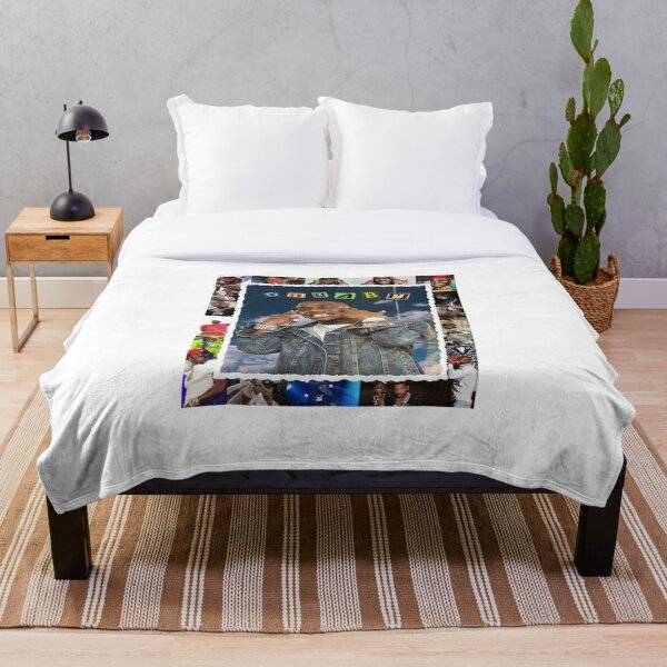 DABABY Rockstar Shirt Throw Blanket RB0207 product Offical DaBaby Merch