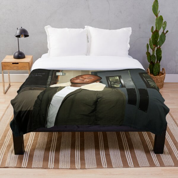 DaBaby Fan Art & Merch Throw Blanket RB0207 product Offical DaBaby Merch