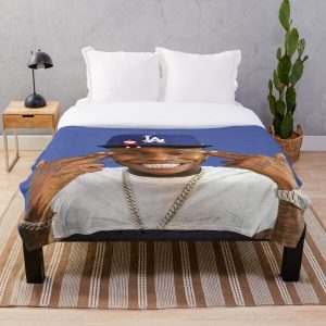 epic dababy swag Throw Blanket RB0207 product Offical DaBaby Merch
