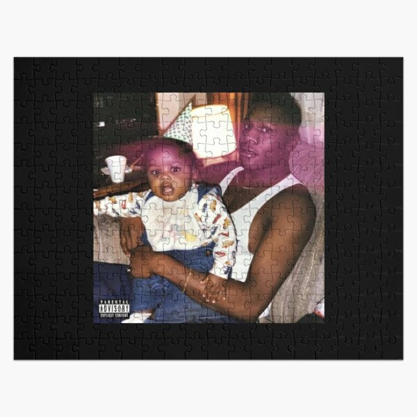 BEST SELLER - Dababy - Kirk Merchandise Jigsaw Puzzle RB0207 product Offical DaBaby Merch