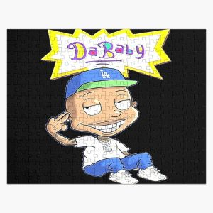 DaBaby Shirt Jigsaw Puzzle RB0207 product Offical DaBaby Merch