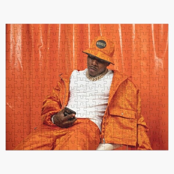DaBaby Fan Art & Merch Jigsaw Puzzle RB0207 product Offical DaBaby Merch