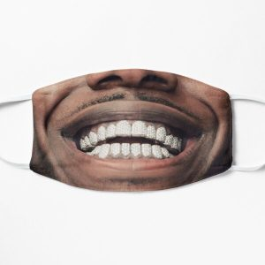 Rapper Grill – Da Baby Flat Mask RB0207 product Offical DaBaby Merch