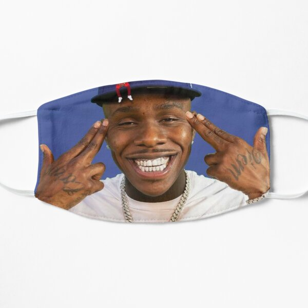 dababy bbaaabbiii buntunk Flat Mask RB0207 product Offical DaBaby Merch