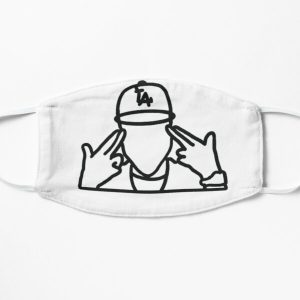 Simple DaBaby Flat Mask RB0207 product Offical DaBaby Merch