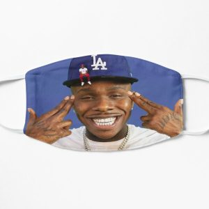 epic dababy swag Flat Mask RB0207 product Offical DaBaby Merch