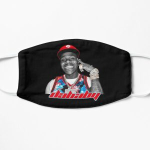 DaBaby Fan Art & Merch Flat Mask RB0207 product Offical DaBaby Merch