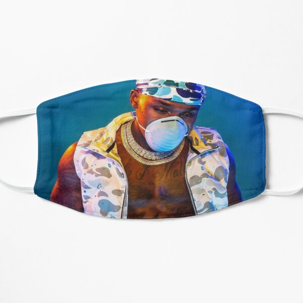 DaBaby Flat Mask RB0207 product Offical DaBaby Merch